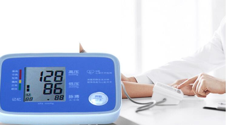过年给爸妈带个臂式电子血压计回家吧