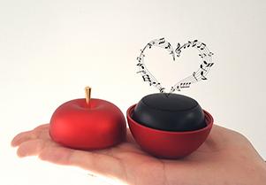 小苹果蓝牙音响—【智指尖】