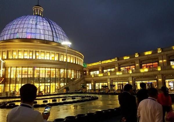 中国江南环球港88万平方米开业庆典
