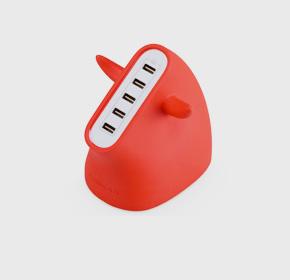 公牛充电器5 USB多口座充板