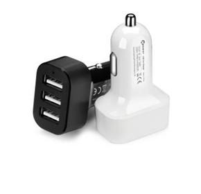 车载充电器E3(3USB)