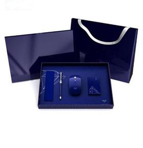 礼品套装(鼠标+鼠标垫+签字笔+名片夹)