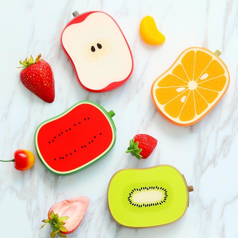 电子创意礼品-果蔬充电宝