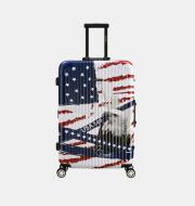 美国潮牌CENTURION拉链拉杆箱 (拉链框版本)