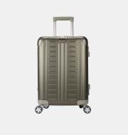 铝镁合金时尚纯色拉杆箱