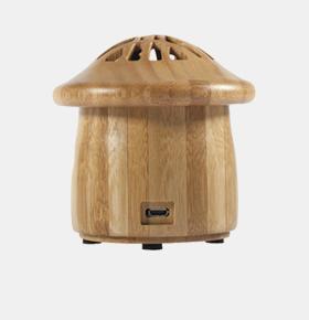 竹木无线蘑菇蓝牙音箱