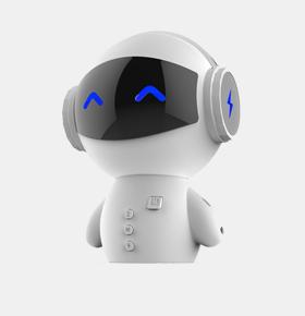 机器人智能蓝牙音响