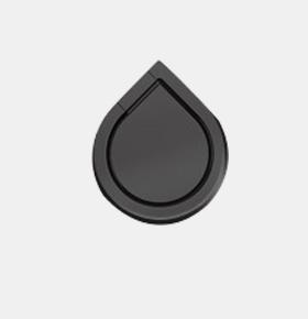 创意水滴指环支架