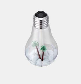 创意灯泡加湿器