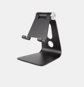 创意铝合金桌面手机支架