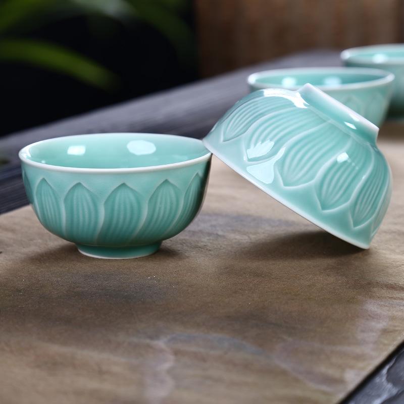 龙泉窑青瓷碗