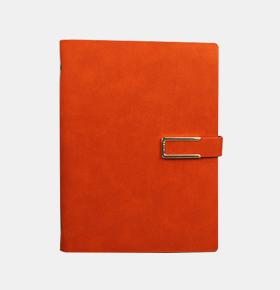 商务金属磁扣活页笔记本