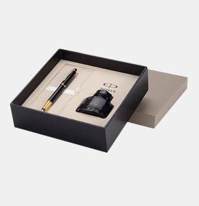 派克钢笔礼品套装,商务办公套装定制