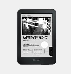 掌阅iReader Light触模屏电子书阅读器