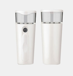 便携式纳米喷雾补水仪充电宝