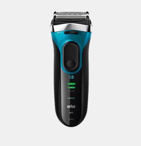 博朗(Braun)3系电动剃须刀3080s