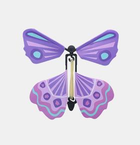 会飞的蝴蝶 魔术玩具