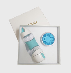 智指尖多功能照明喷雾运动.折叠杯套装