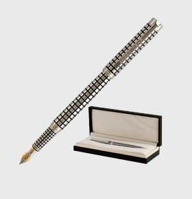 Duke公爵18K金笔格莱梅系列钢笔