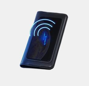 无线充电手包(无线充电手机手包)